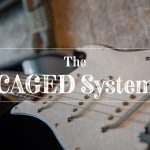 CAGED System Guitar Theory