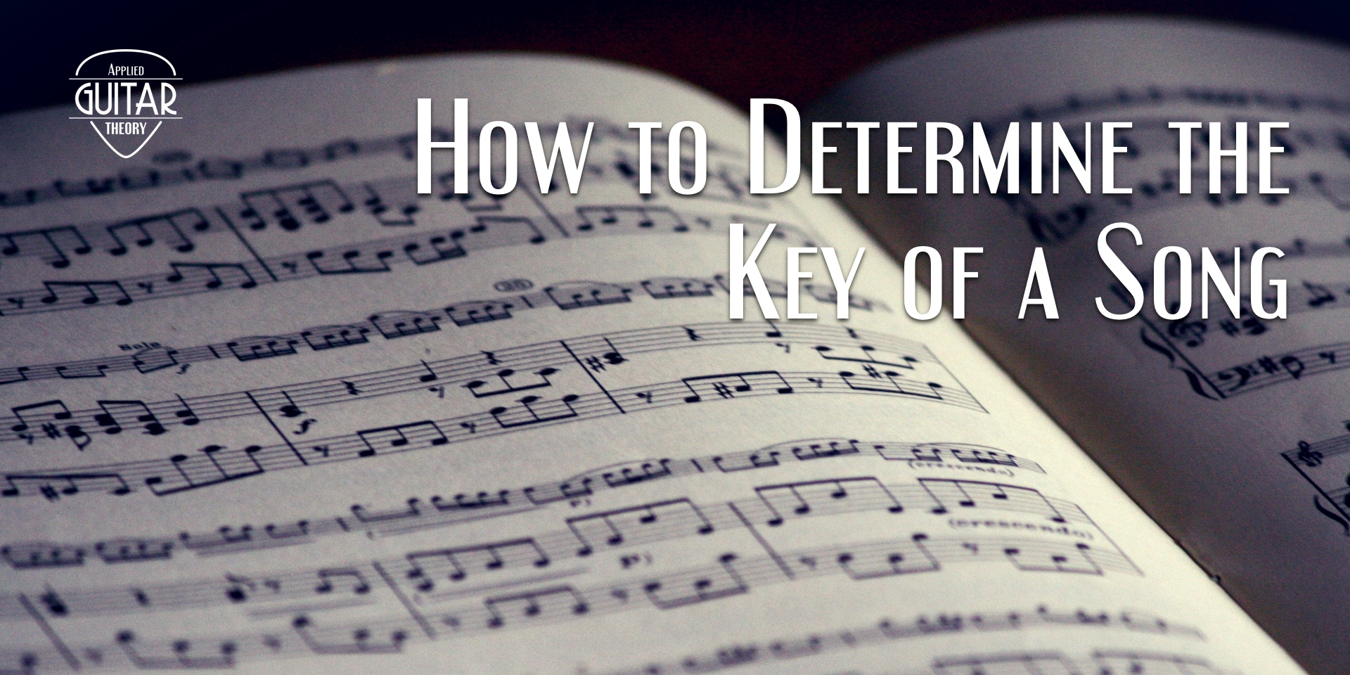 how to determine the key of a song featured image