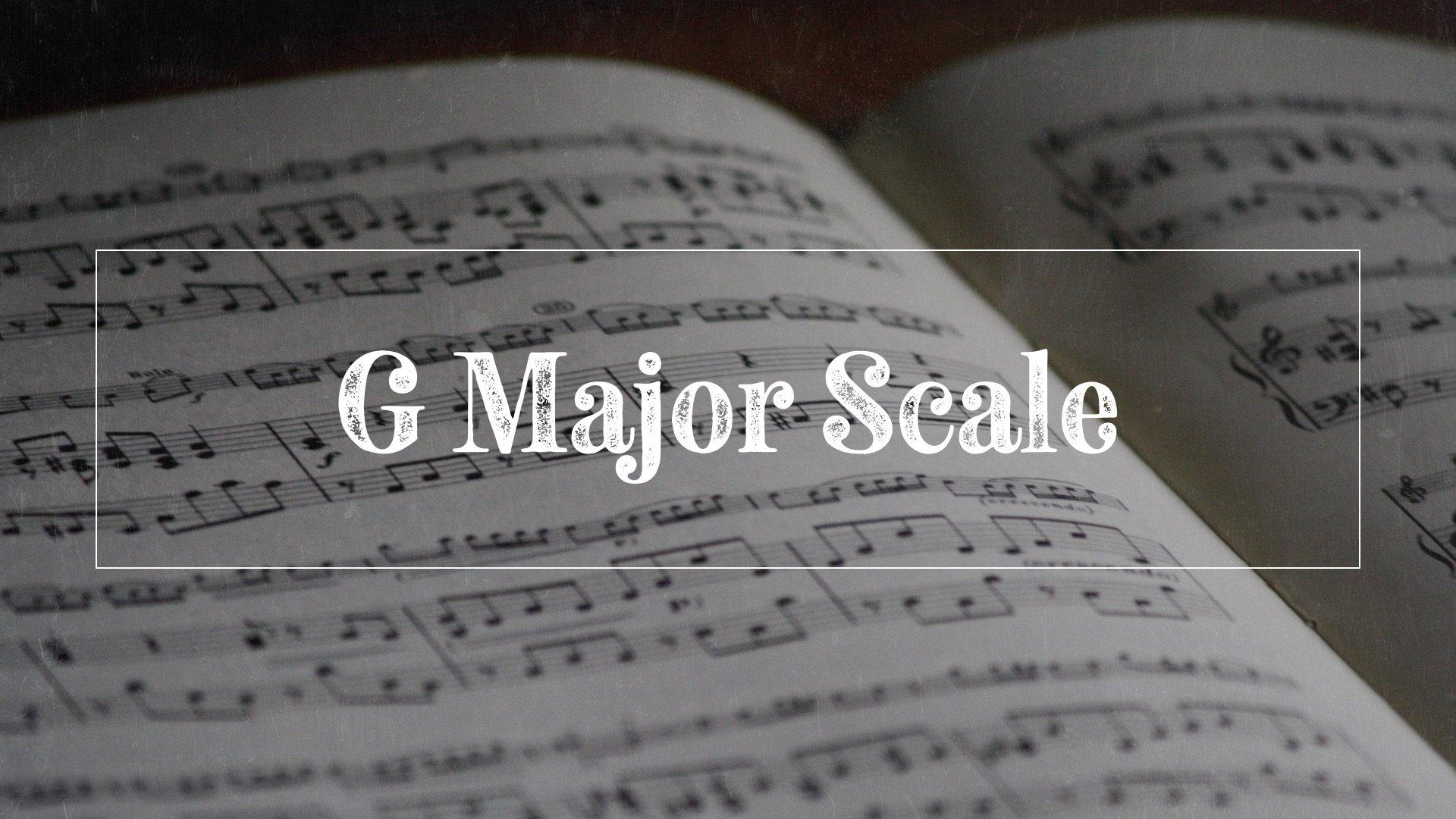 G major scale hero