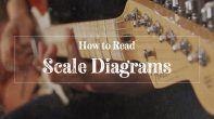 Read scale diagrams featured image of guitar player