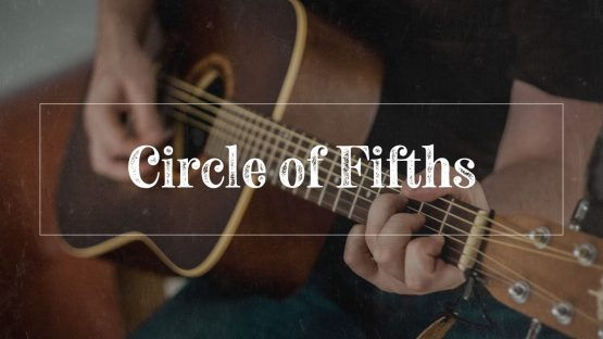 Circle of fifths on guitar