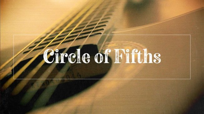 Circle of fifths hero image