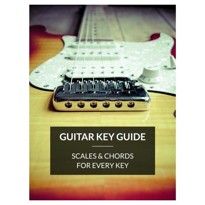 Guitar Key Guide cover